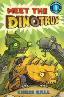 Image for Meet the Dinotrux