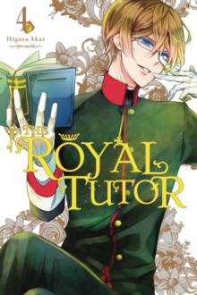 Royal Tutor, Vol. 4