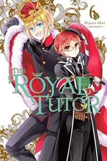 Royal Tutor, Vol. 6