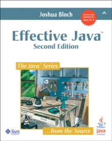 Image for Effective Java  : programming language guide