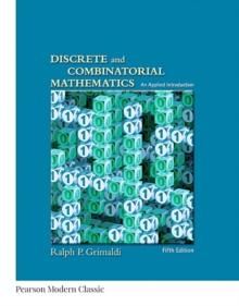 Image for Discrete and combinatorial mathematics
