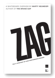 Image for Zag  : the number-one strategy of high-performance brands