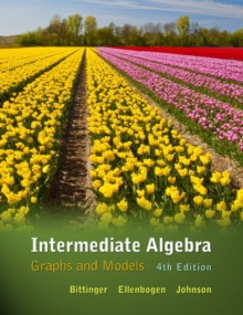 Image for Intermediate Algebra : Graphs & Models plus MyLab Math/MyLab Statistics  -- Access Card Package