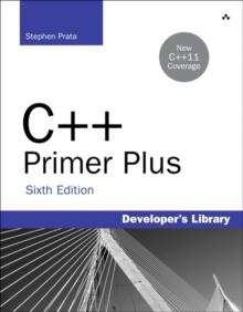 Image for C++ primer plus