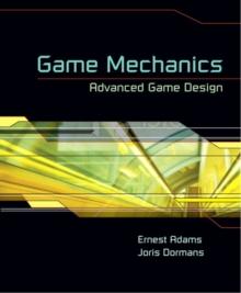 Image for Game mechanics  : advanced game design