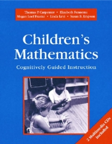 Image for Children's Mathematics : Cognitively Guided Instruction