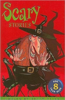 Image for Scary stories for eight year olds
