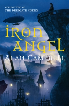 Image for Iron angel