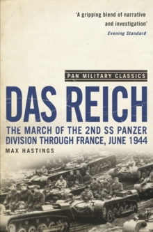 Image for Das Reich  : the march of the 22nd SS Panzer Division through France, June 1944
