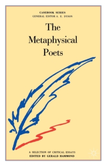 Image for The Metaphysical Poets