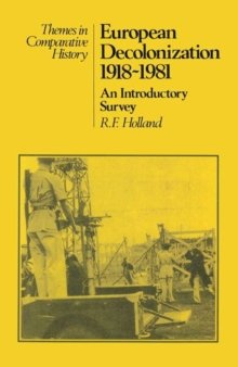 Image for European decolonization 1918-1981  : an introductory survey
