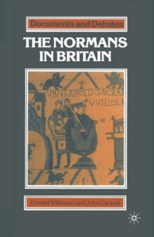 Image for The Normans in Britain