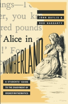 Image for Alice in Numberland