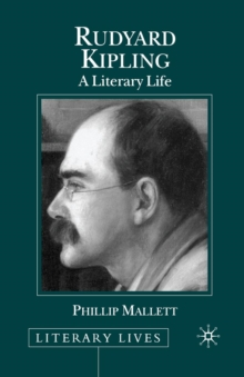 Image for Rudyard Kipling  : a literary life
