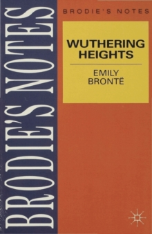 Image for Bronte: Wuthering Heights