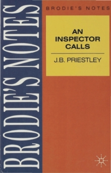 Image for Priestley: An Inspector Calls