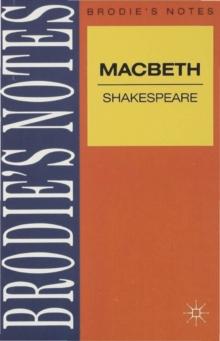 Image for Shakespeare: Macbeth