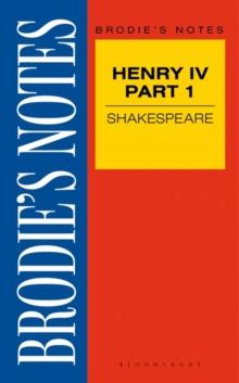Image for Shakespeare: Henry IV, Part I