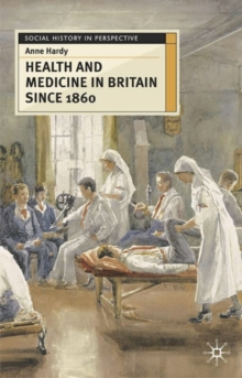 Image for Health and medicine in Britain since 1860