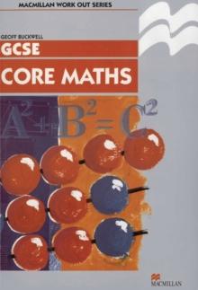 Image for Core maths GCSE