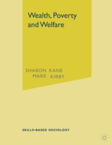 Image for Wealth, poverty and welfare