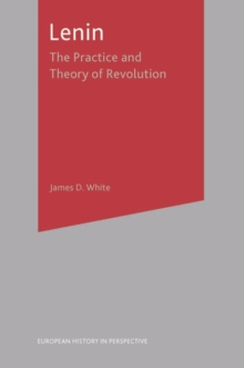 Image for Lenin  : the practice and theory of revolution