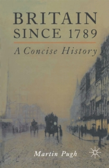 Image for Britain since 1789  : a concise history