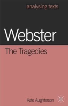 Image for Webster  : the tragedies