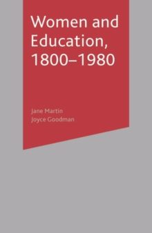 Image for Women and education, 1800-1980