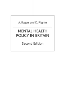 Image for Mental health policy in Britain  : a critical introduction