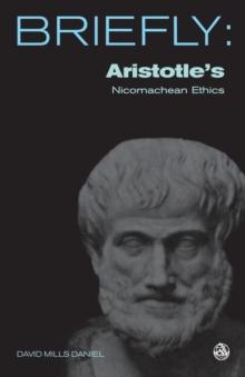 Image for Aristotle's Nichomachean Ethics