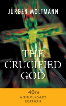 Image for The crucified God