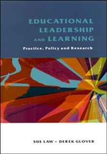 Image for Educational leadership and learning  : practice, policy and research