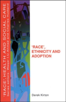 Image for 'Race', ethnicity and adoption