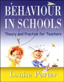 Image for Behaviour in schools  : theory and practice for teachers