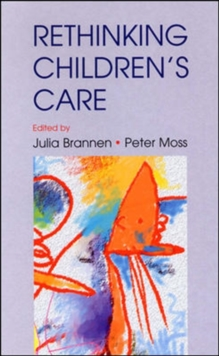 Image for Rethinking children's care