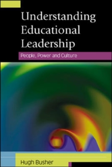 Image for Understanding educational leadership  : organizational and interpersonal perspectives