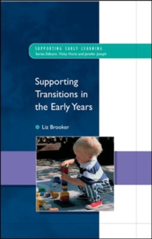 Image for Supporting transitions in the early years