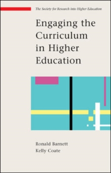 Image for Engaging the curriculum in higher education
