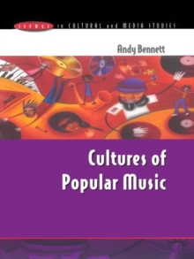 Image for Cultures of popular music