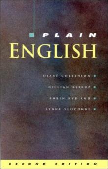 Image for Plain English