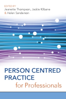 Image for Person centred practice for professionals