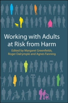 Image for Working with adults at risk from harm