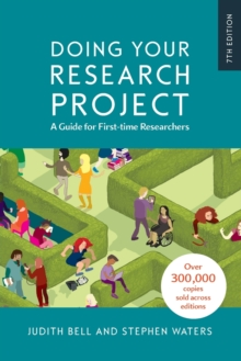 Image for Doing your research project  : a guide for first-time researchers