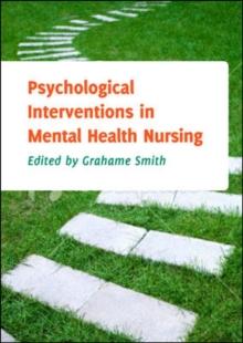 Image for Psychological interventions in mental health nursing