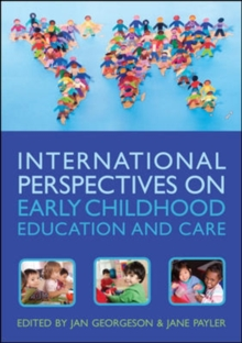 Image for International perspectives on early childhood education and care