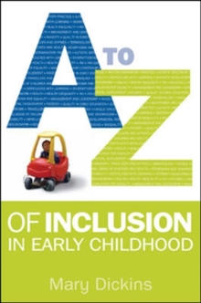 Image for A-Z of inclusion in early childhood