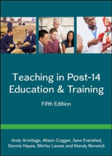 Image for Teaching in post-14 education & training