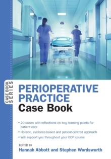 Image for Perioperative practice  : case book