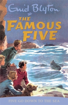 Image for Five go down to the sea